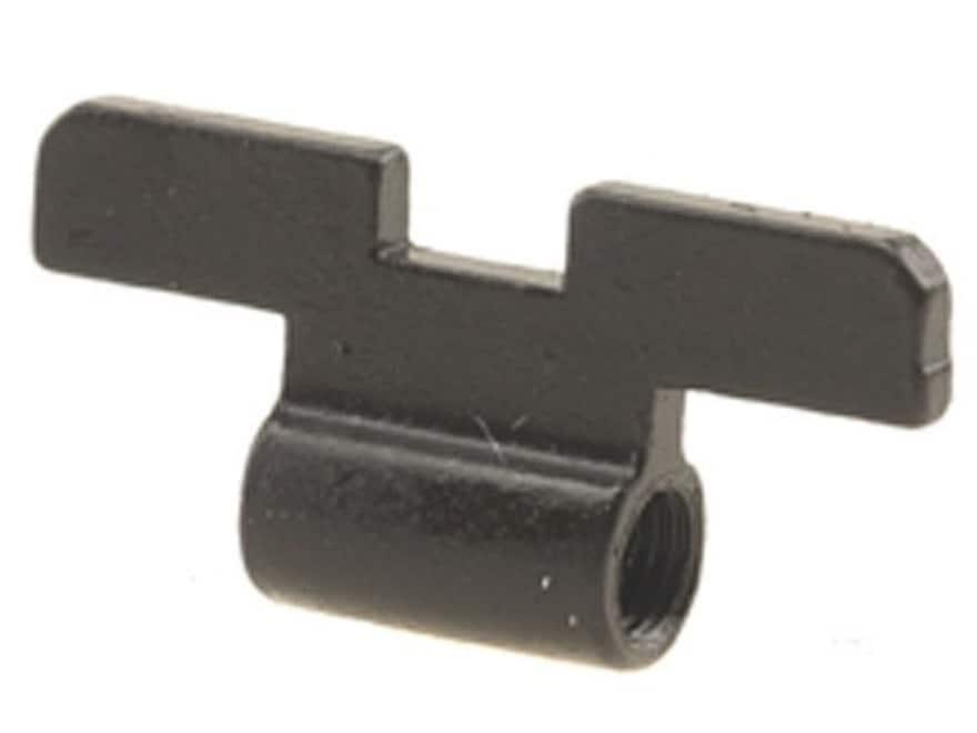 "Smith & Wesson Rear Sight Blade .106"" Black K, L, N-Frame"