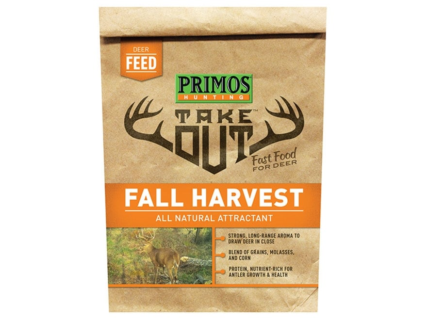 Primos Take Out Fall Harvest Deer Attractant Powder 25 lb