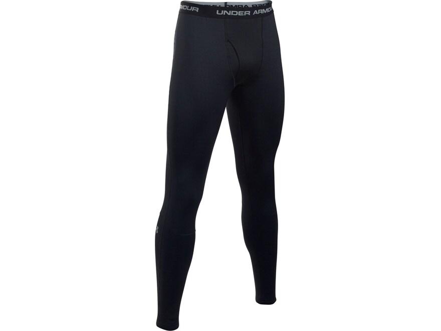 Under Armour Men's UA Base 4.0 Base Layer Pants Polyester Black