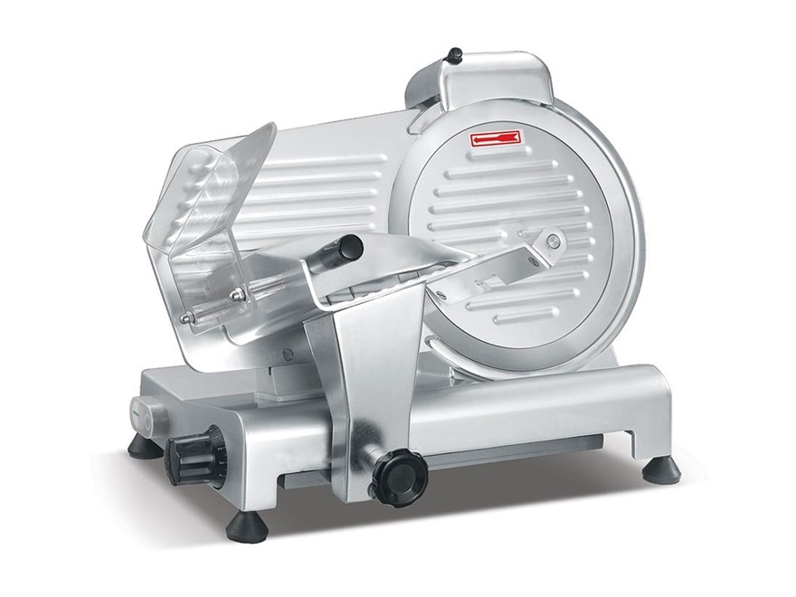 """LEM 10"""" Professional Electric Meat Slicer Stainless Steel"""