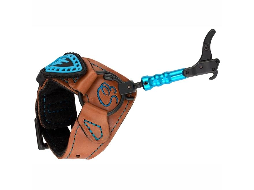 Tru-Fire Eva Shockey Signature Series Foldback Bow Release Buckle Wrist Strap Brown and...
