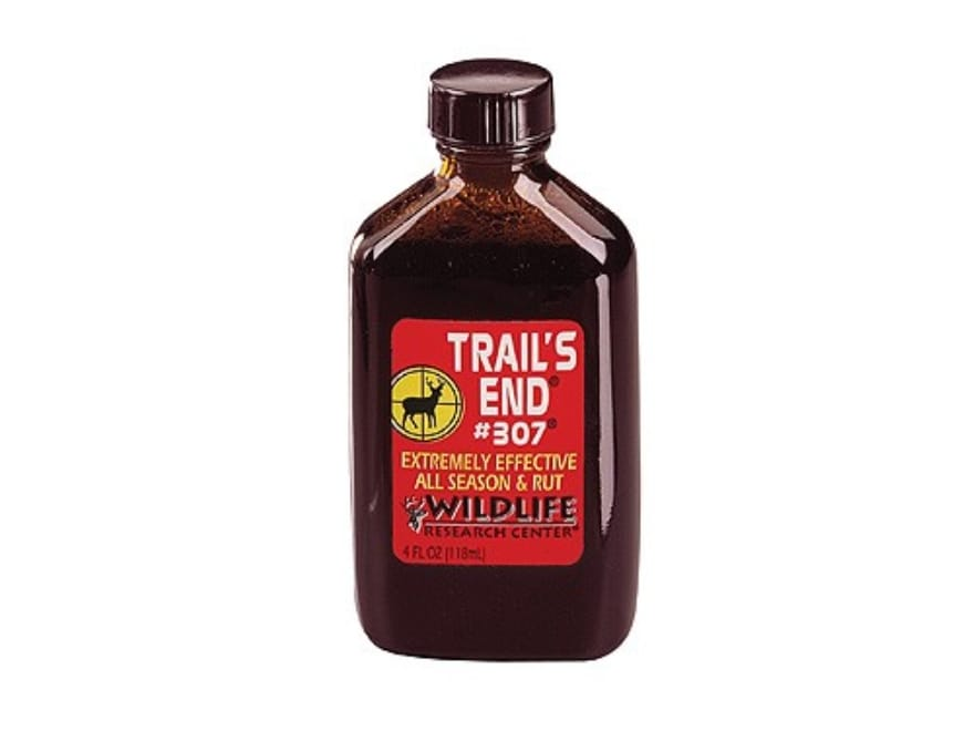 Wildlife Research Center Trail's End #307 Buck Lure Deer Scent Liquid 4 oz