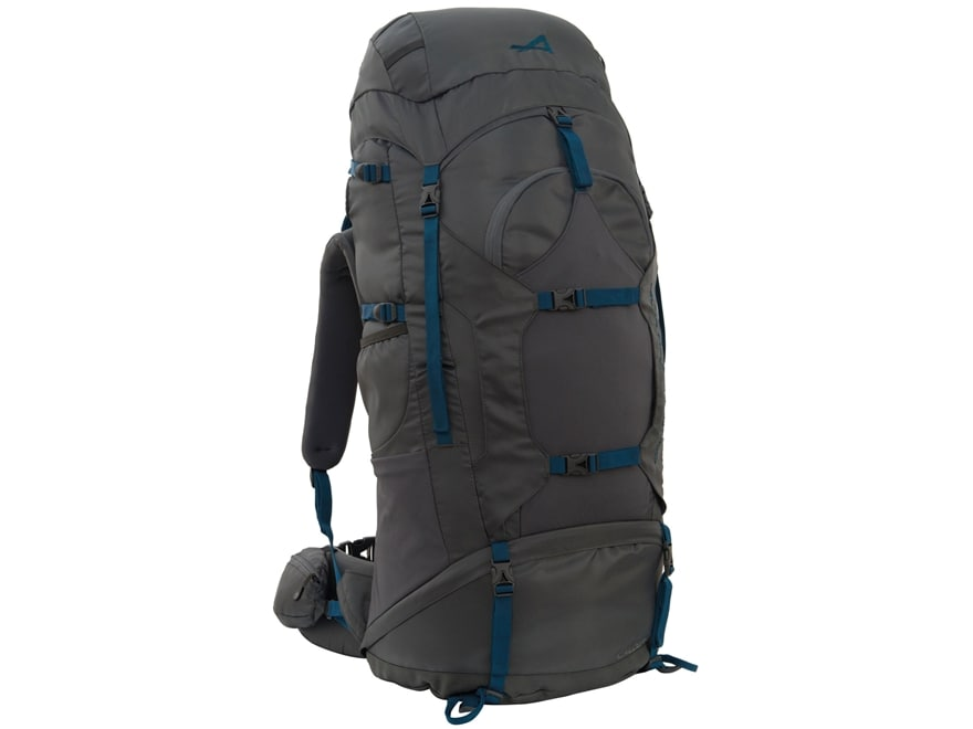 ALPS Mountaineering Caldera 75 Backpack Polyester Charcoal