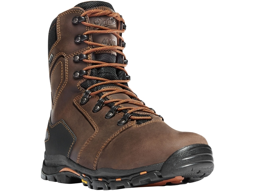 "Danner Vicious 8"" Waterproof GORE-TEX 400 Gram Insulated Non-Metallic Safety Toe Work B..."
