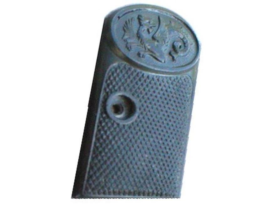 Vintage Gun Grips Trust-Supra 25 ACP Polymer Black