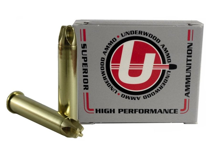 Underwood Ammunition 45-70 Government +P 305 Grain Lehigh Xtreme Penetrator Box of 20