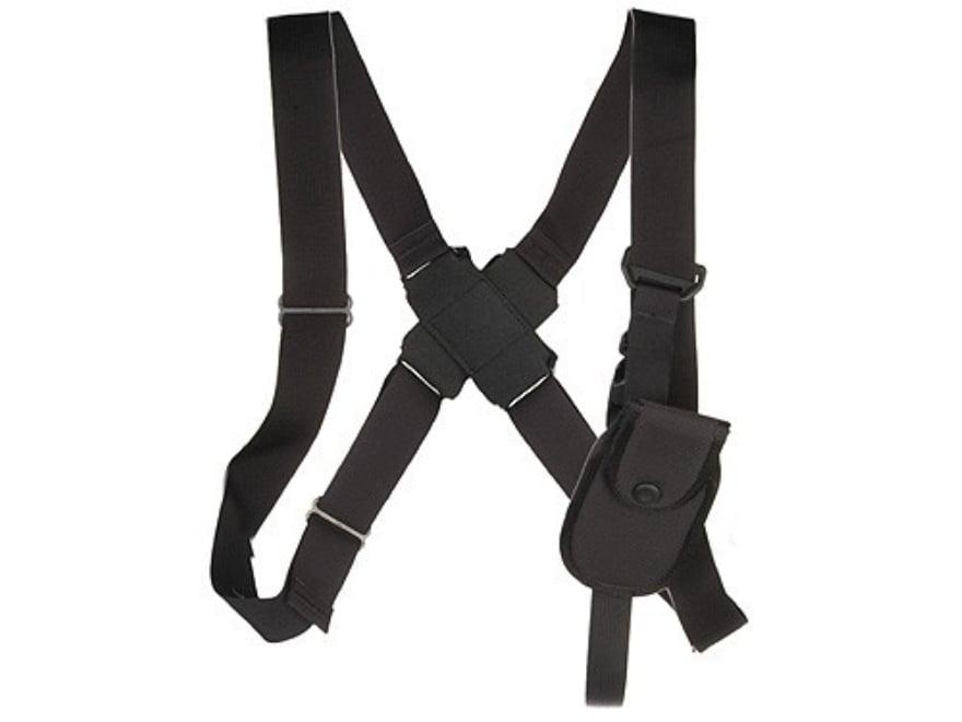 441403 bianchi 4601h ranger viper shoulder holster harness nylon mpn 14674