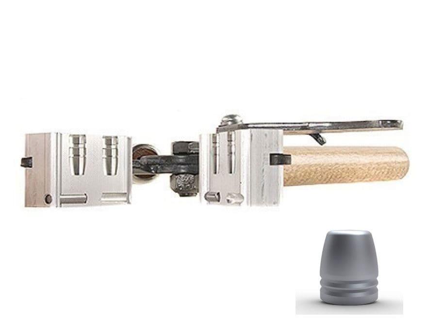 Lee 2-Cavity Bullet Mold 356-95-RF (356 Diameter) 95 Grain Flat Nose
