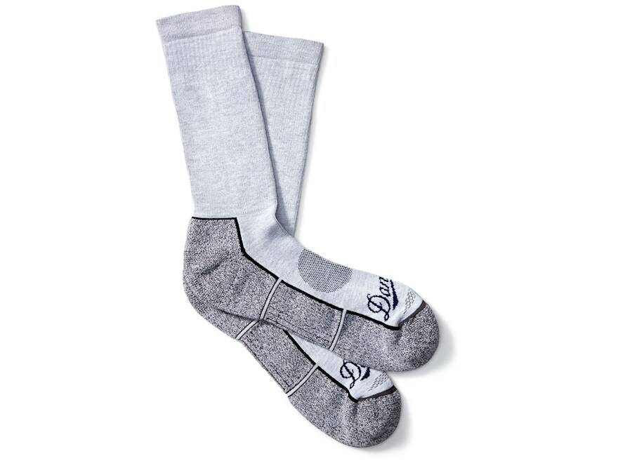 Danner Men's Midweight Crew Work Socks Poly/Nylon/Merino