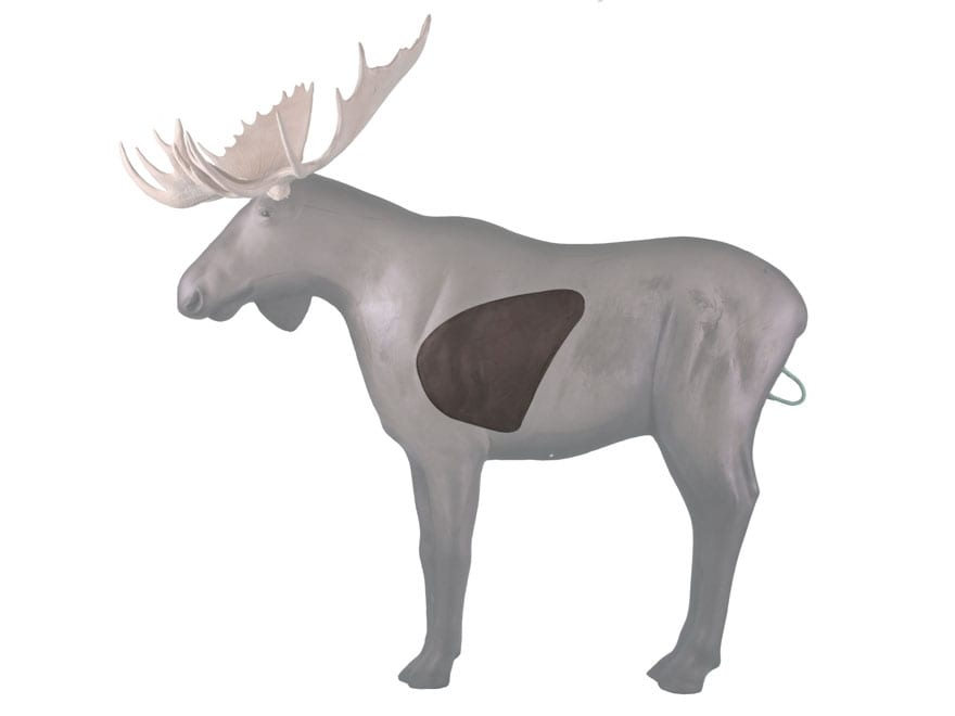Rinehart Moose 3-D Foam Archery Target Replacement Insert
