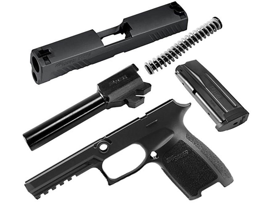 Sig Sauer Caliber X-Change Kit Sig P320 Black