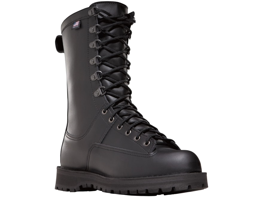 "Danner Fort Lewis 10"" Waterproof GORE-TEX 200 Gram Insulated Tactical Boots Leather Wom..."