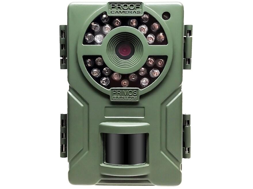 Primos MUGSHOT Infrared Low Glow Game Camera 12 Megapixel OD Green