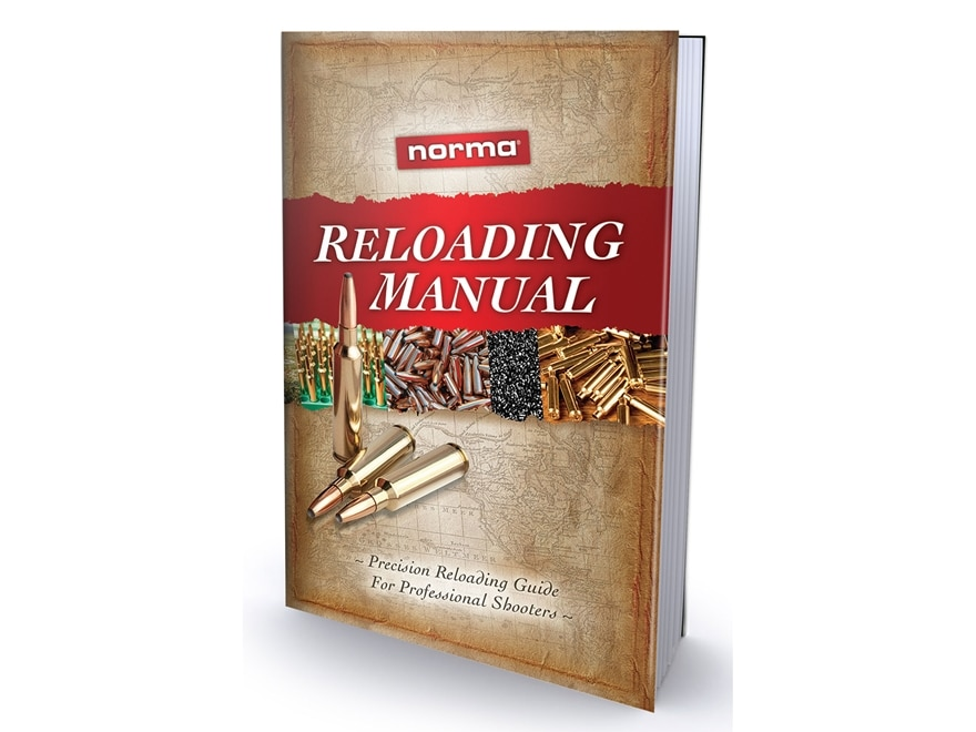 """Norma """"Reloading Manual: Expanded Edition"""""""