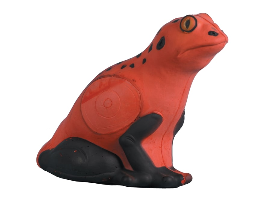 Rinehart Poison Arrow Frog 3-D Foam Archery Target