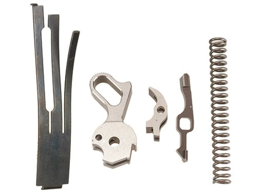 Cylinder & Slide Tactical 2 Chamfered Match Trigger Pull 5-Piece Set 1911 Government, C...
