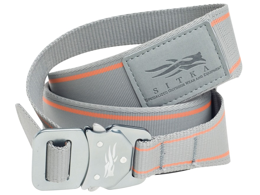 Sitka Gear Bomber Belt Nylon Woodsmoke