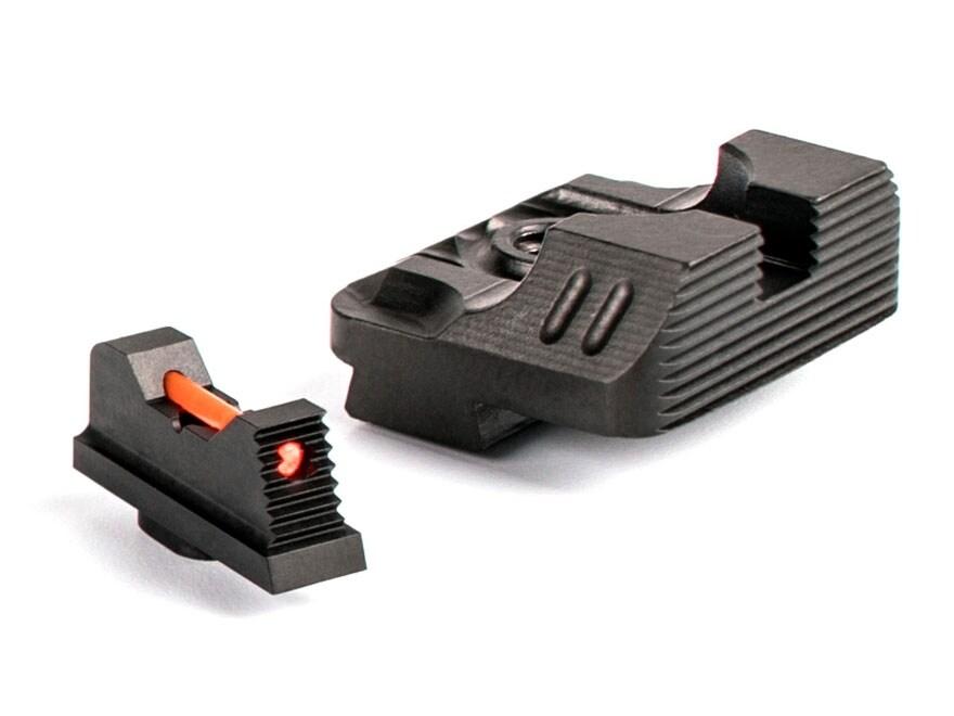ZEV Technologies Combat V3 Sight Set Glock 17, 17L, 19, 22, 23, 24, 26, 27, 33, 34, 35,...