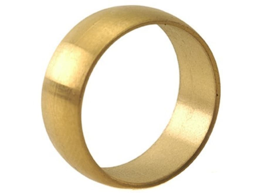 """Briley Replacement Spherical Ring .580"""" 1911 Government Stainless Steel TiN (Titanium N..."""