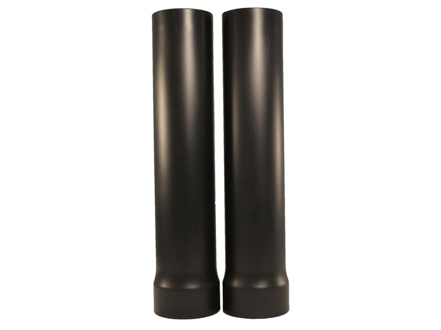 """Peet Dryer 12"""" Hip and Chest Wader Extensions Black Pack of 2"""
