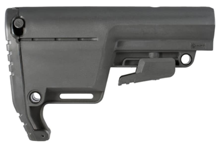 Mission First Tactical Battlelink Utility Low Profile Collapsible Stock AR-15, LR-308 P...