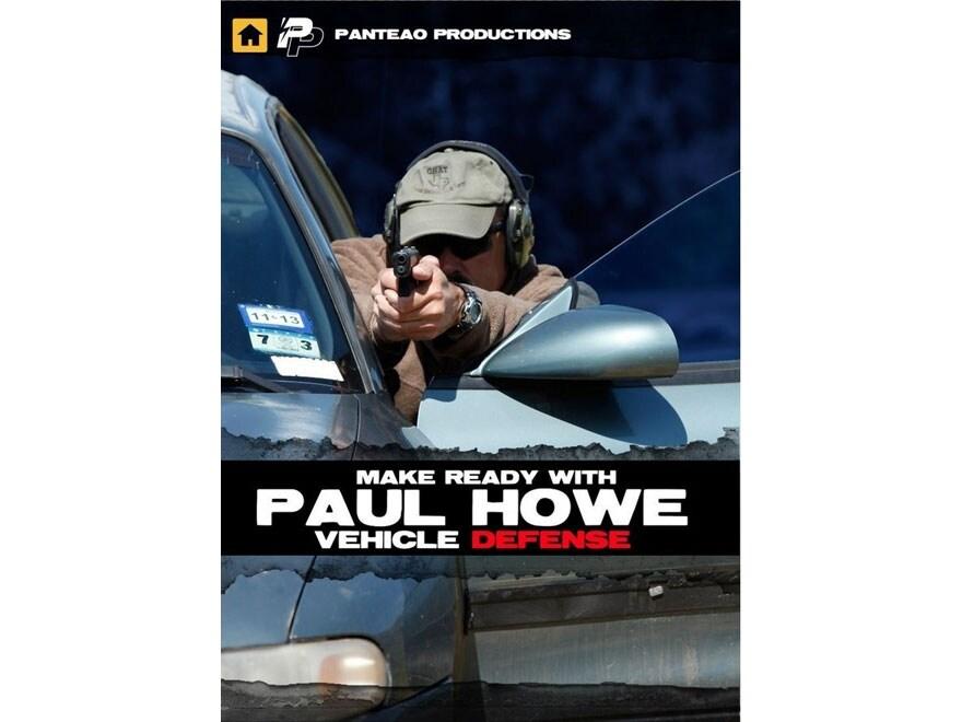 "Panteao ""Make Ready with Paul Howe: Vehicle Defense"" DVD"