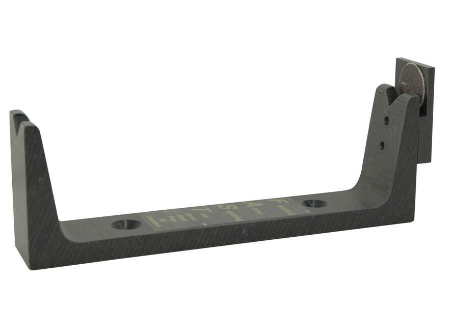 Lumenok F.A.S.T. Fletched Arrow Squaring Tool Aluminum Black