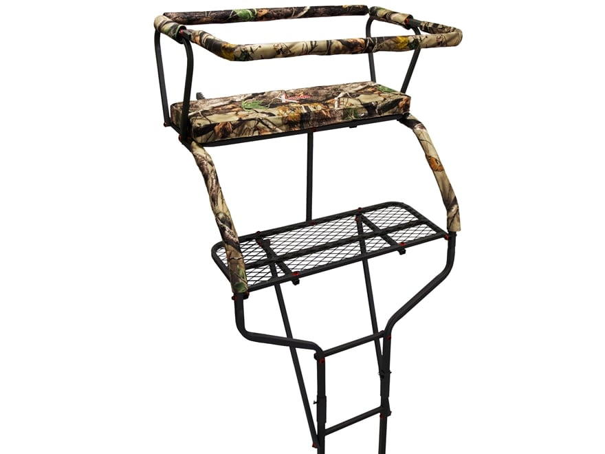 X-Stand The Bandit 18' Double Ladder Treestand Steel