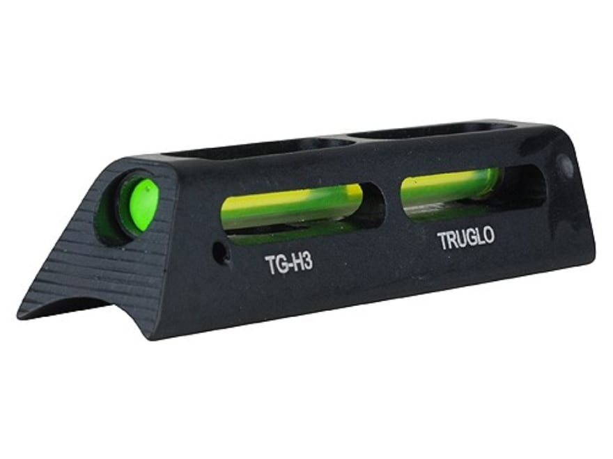 TRUGLO TFO Tactical Front Sight Shotgun Steel Tritium / Fiber Optic Green