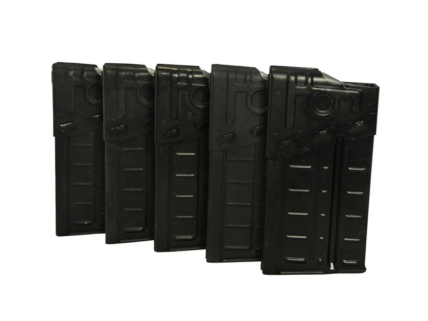 Military Surplus Magazine HK G3, HK91, PTR 91, CETME 308 Winchester 20-Round Aluminum B...