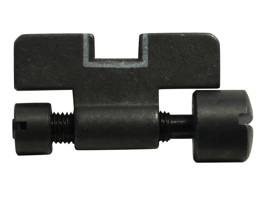 """Smith & Wesson Rear Sight Blade Kit K, L, N-Frame with .160"""" White Outline Blade, Winda..."""