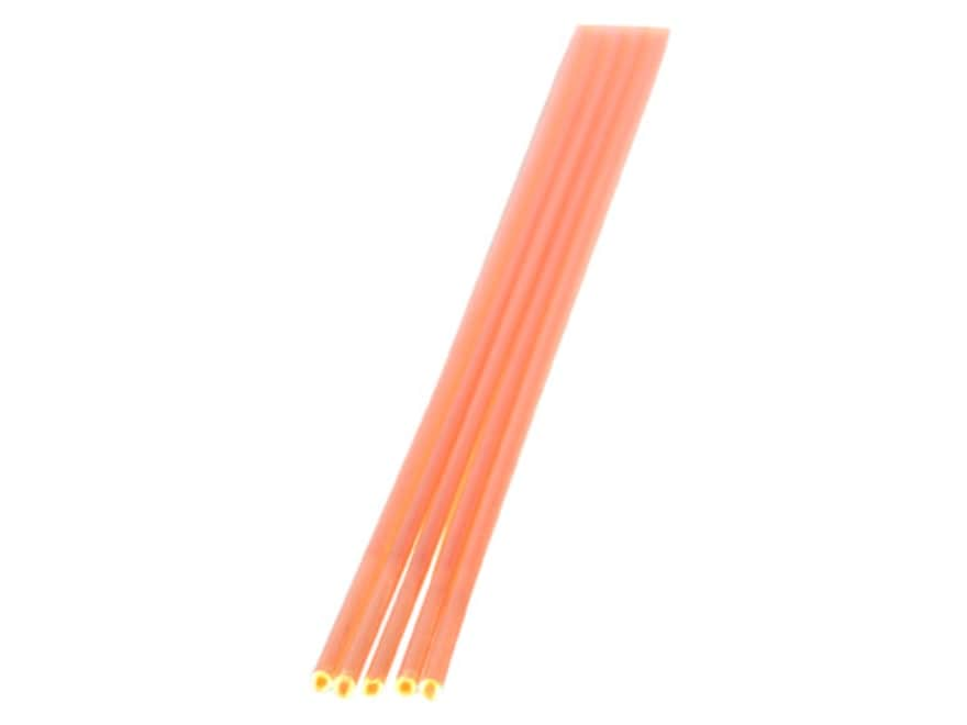 """TRUGLO Replacement Fiber Optic Rod 5.5"""" Long Dual Color Red/Green Package of 5"""