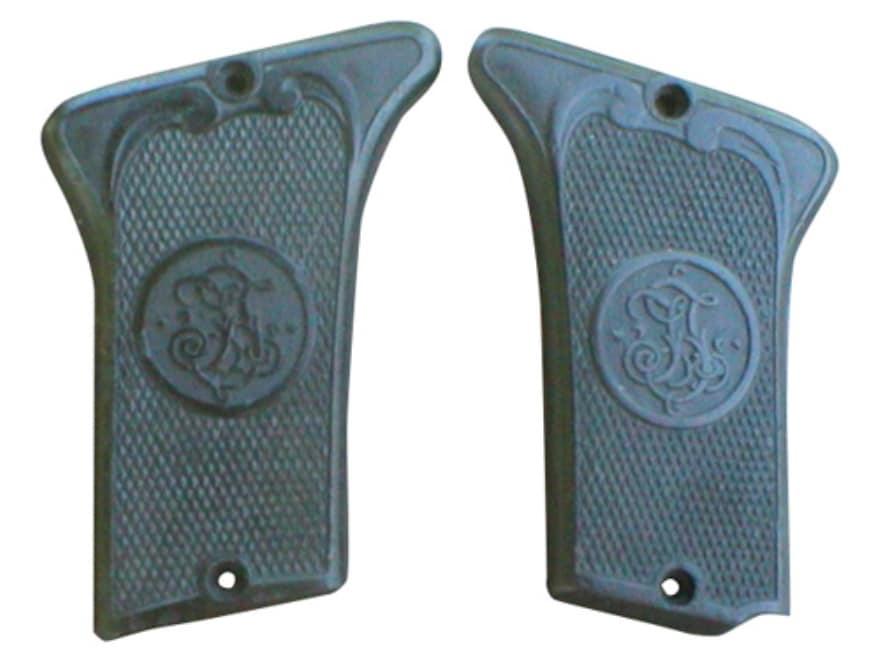 Vintage Gun Grips Le Monobloc 25 ACP Polymer Black