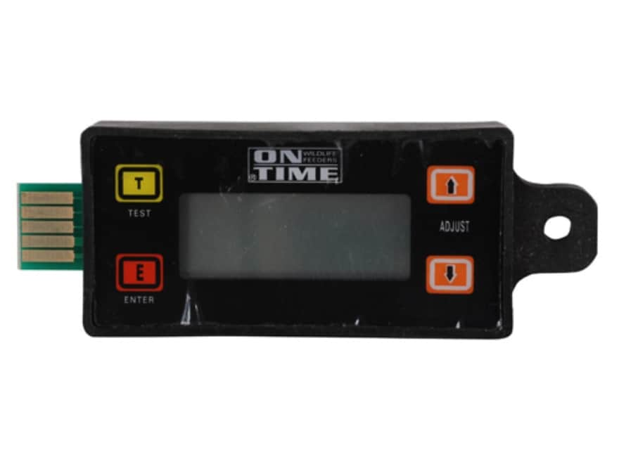 On Time Tomahawk Ultra Hunt Game Feeder Digital Key