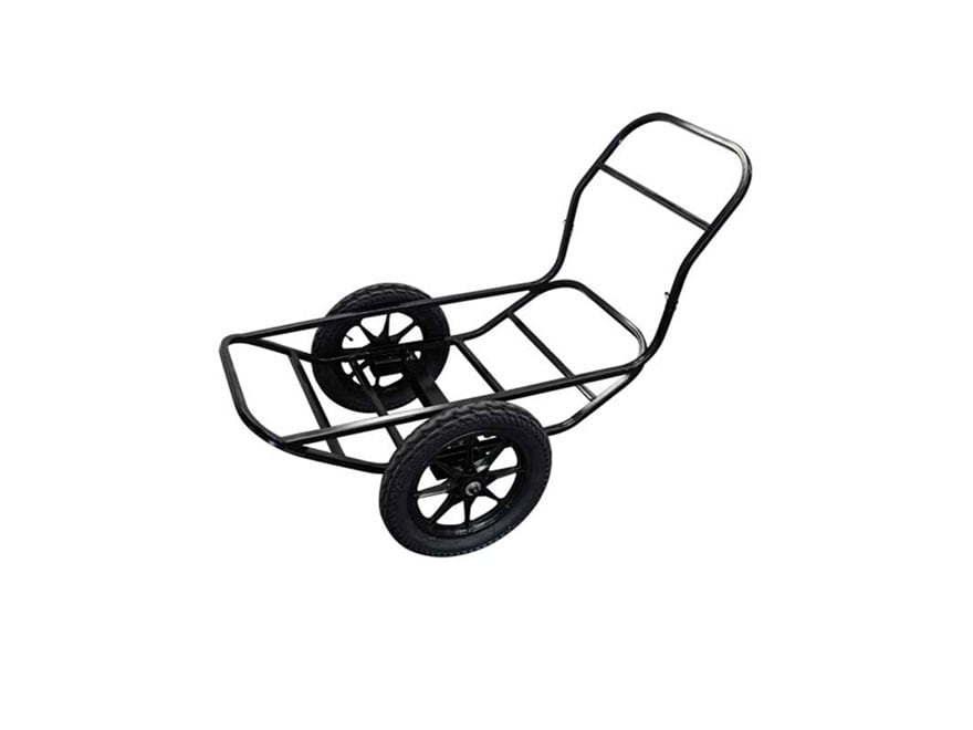 X-Stand Deluxe Game Cart Steel Black