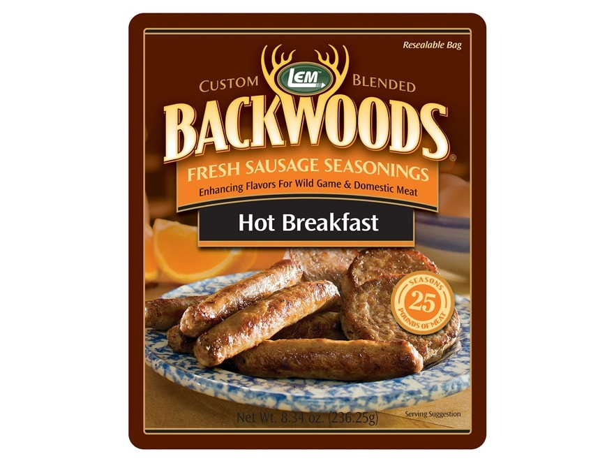 LEM Backwoods Sausage Seasoning