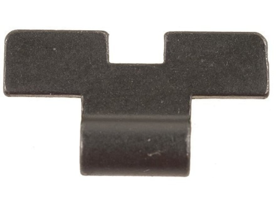 "Smith & Wesson Rear Sight Blade .146"" Black K, L, N-Frame Steel Black"