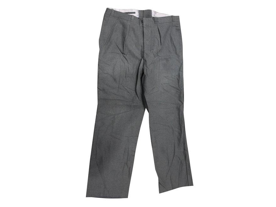 Military Surplus Swiss M72 Service Pants Gray