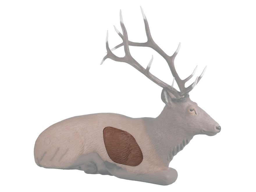 Rinehart Bedded Elk 3-D Foam Archery Target Replacement Insert