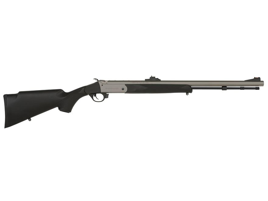 "Traditions Buckstalker Northwest Magnum Muzzleloading Rifle 50 Caliber 24"" CeraKote Bar..."