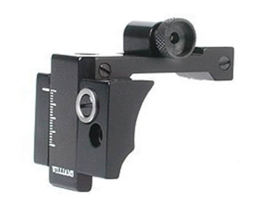 Williams FP-70 Receiver Peep Sight Winchester 70, 54 and Remington 721, 722, 725 Alumin...
