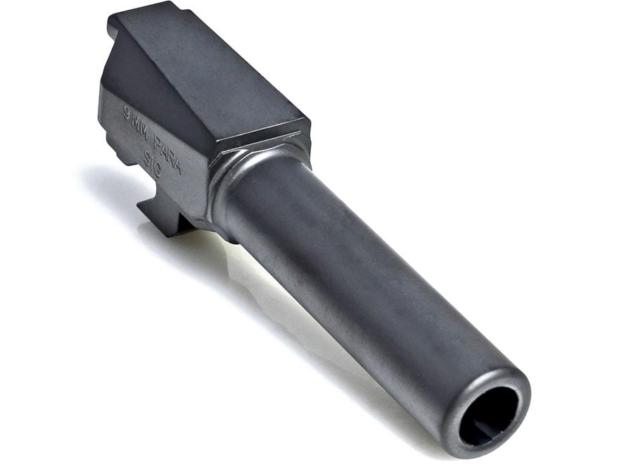 Sig Sauer Barrel P320, P250 Subcompact 9mm Luger Steel Black