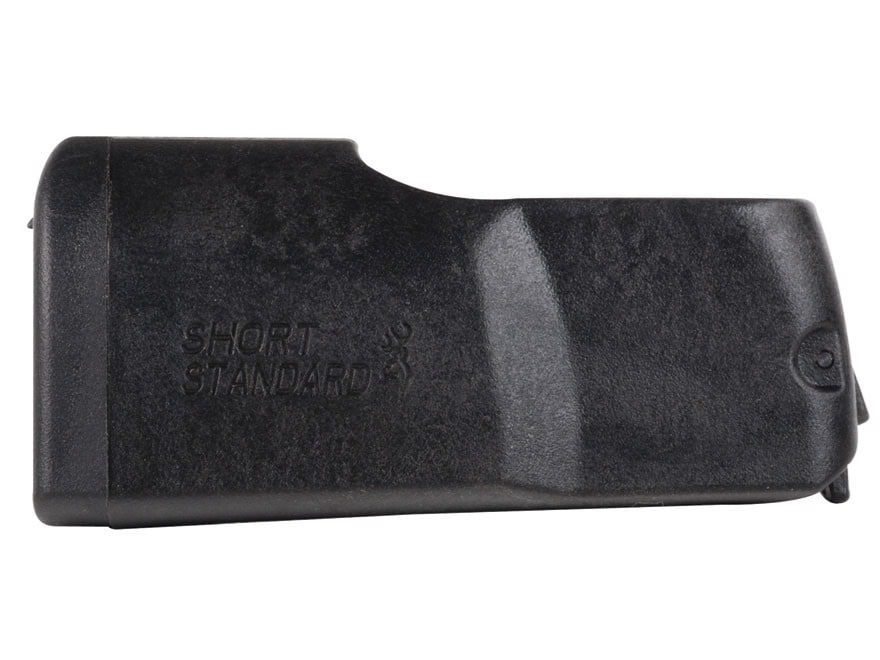 Browning Magazine Browning X-Bolt Short Action Standard (6.5 Creedmoor) 4-Round Polymer...