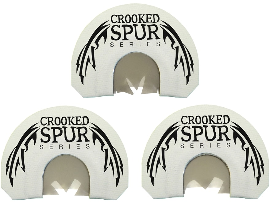 FoxPro Ghost Spur Diaphragm Turkey Call Combo