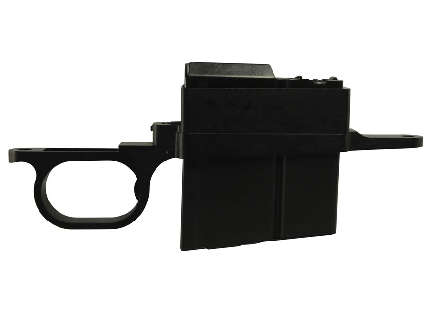Wyatt's Outdoors Trigger Guard and Detachable Magazine Assembly Howa 1500, Weatherby Va...