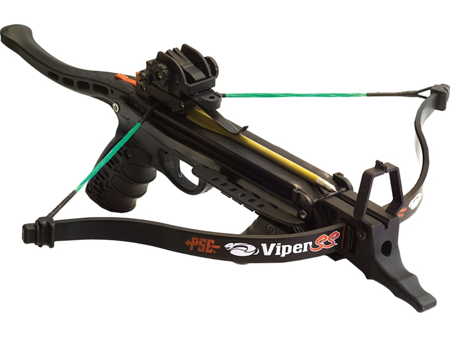 PSE Viper SS Crossbow Pistol Package Black