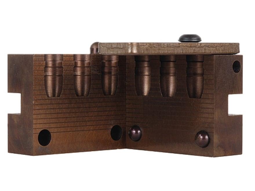 Saeco Bullet Mold #358 38 Special, 357 Magnum (358 Diameter) 158 Grain Flat Nose