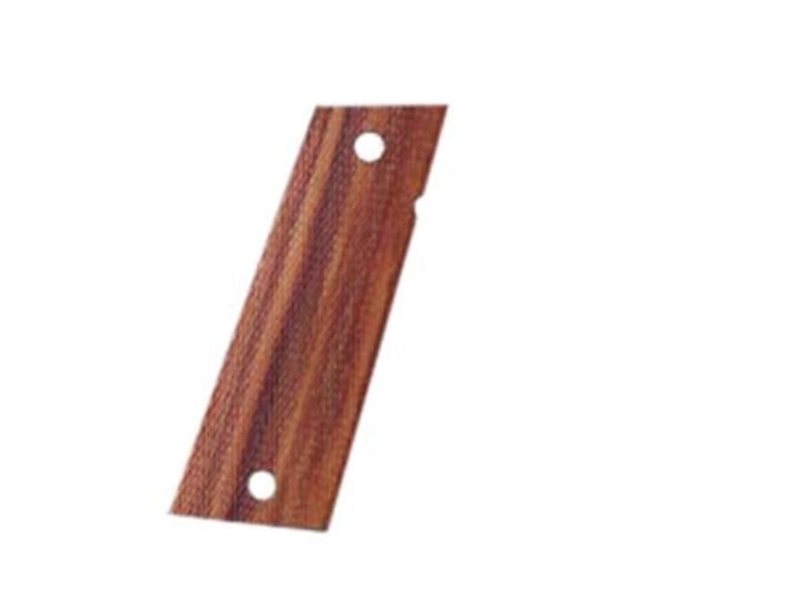 Hogue Fancy Hardwood Grips Caspian Double Stack Checkered