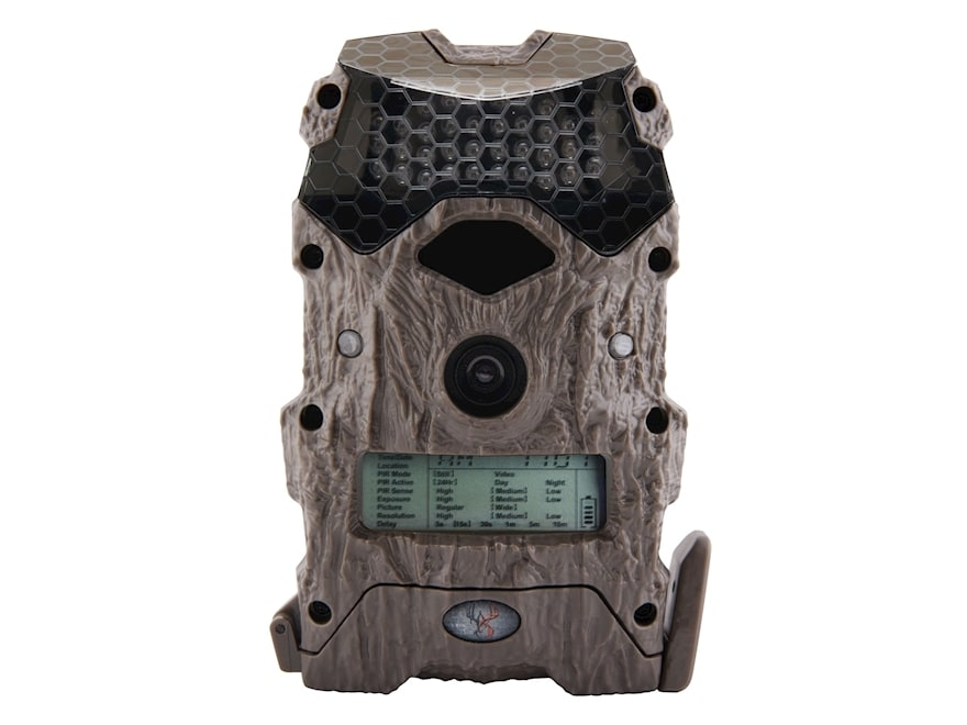 Wildgame Innovations Mirage 16 Infrared Game Camera 16 Megapixel TruBark HD Camo