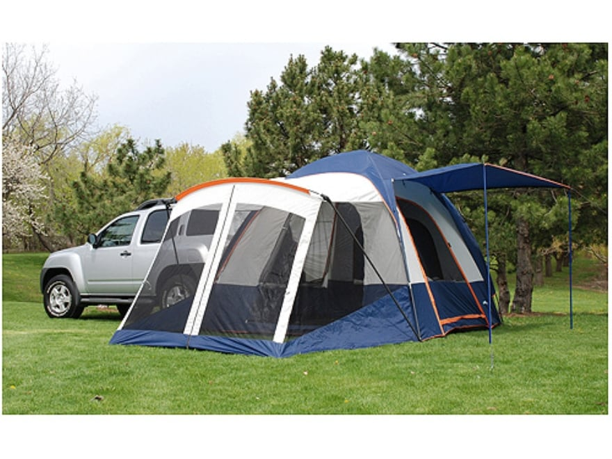 Napier Sportz 83000 SUV Tent With Screen Room Polyester Blue Gray and Orange  sc 1 st  MidwayUSA & Napier Sportz 83000 SUV Tent Screen Room Polyester Blue - MPN: 83000